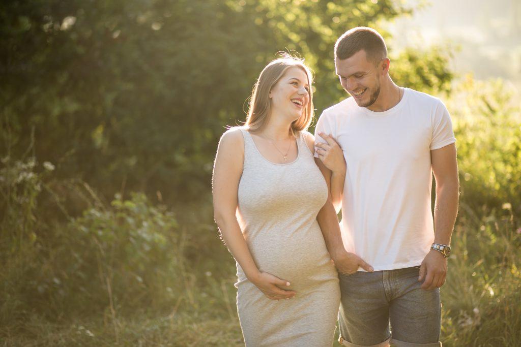 Pregnant couple, pregna-5, прегна-5, 23 неделя беременности